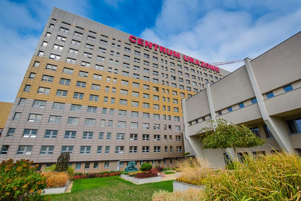 Wojewódzki Szpital Specjalistyczny nr 5 im. św. Barbary w Sosnowcu / fot. Radosław Kazimierczak