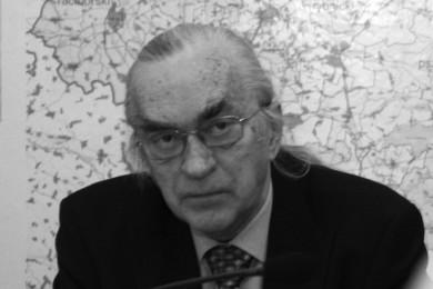 prof. Andrzej Barczak / fot. arch. BP Tomasz Żak