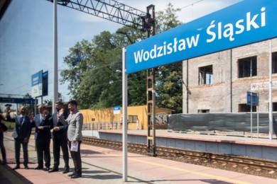 Więcej połączeń kolejowych na linii Rybnik – Wodzisław