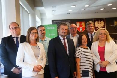 Śląskie wspiera lokalne inicjatywy