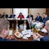 Spotkanie władz Województwa Śląskiego z delegacją z Adżarskiej Republiki Autonomicznej / fot. BP UMWS Tomasz Żak